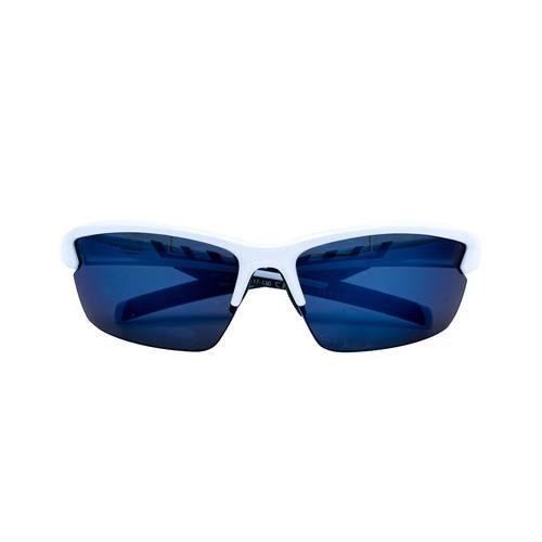 Sports glasses with polarised lenses